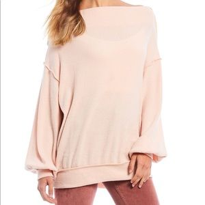 NWT Free People We the Free Main Squeeze Size M